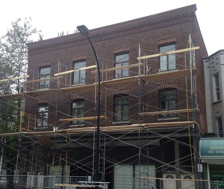 maçonnerie, EMD Construction, Entreprises Md Construction