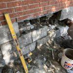 fondation, Réparation de fondation, Entreprises Md Construction